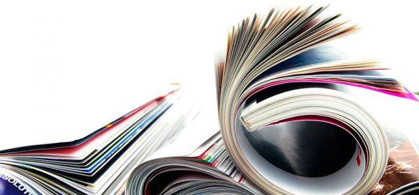 Catàlegs, revistes, llibres